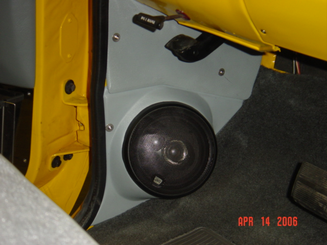 Speaker Kick Panel Pods In The Catalog