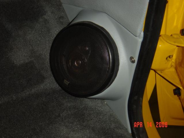 Speaker Kick Panel Pods In The Catalog